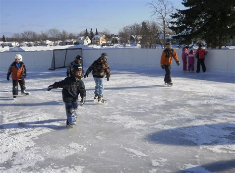 Skating Rink For Backyard by Outdoor Rink Coming To Central Park Ward 2 News