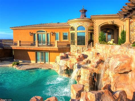 mansion backyard nevada mansion with its own backyard water park makes a 3 000 000 splash on real