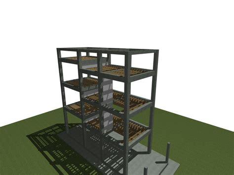rancang desain rumah walet dan umum gedung walet
