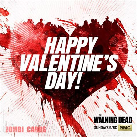 twd valentines a twd happy s day the walking dead