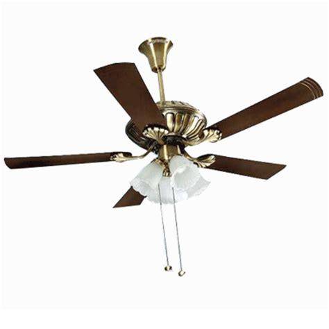 buy crompton jupiter 48 quot brass ceiling fan at best price