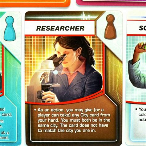 Pandemic In The Lab Template Card by Li St All Pandemic Roles Ranked By Oscar Therewillbegames