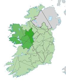 of west map map of west ireland civieltechnischburo