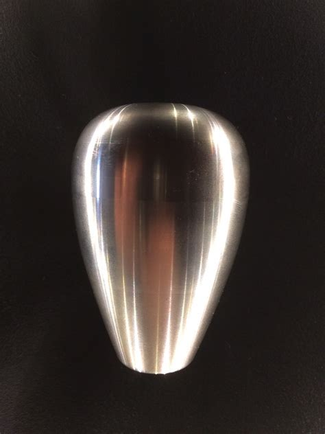 sweetknobs 187 teardrop stainless steel shift knob