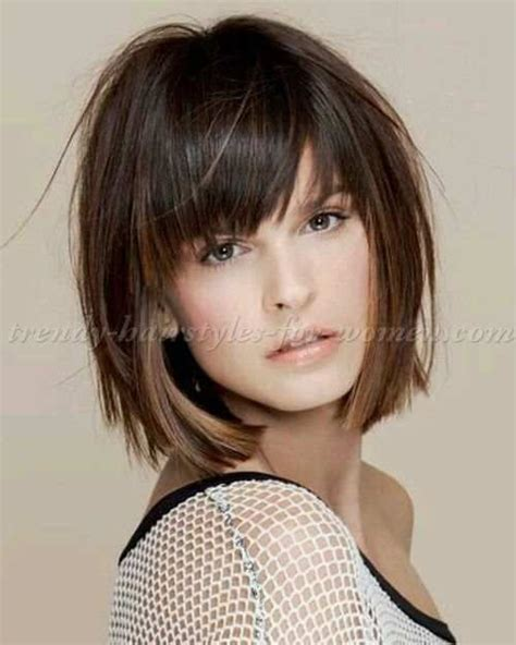 casual hairstyles pinterest nice trendy yet casual bob haircuts for chic ladies hair