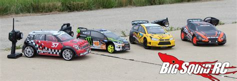 Rally Auto Rc by Rc Rally Car Shootout Looks 171 Big Squid Rc Rc Car And