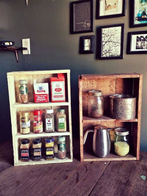 diy wooden wall spice rack diy spice rack and ideas guide patterns