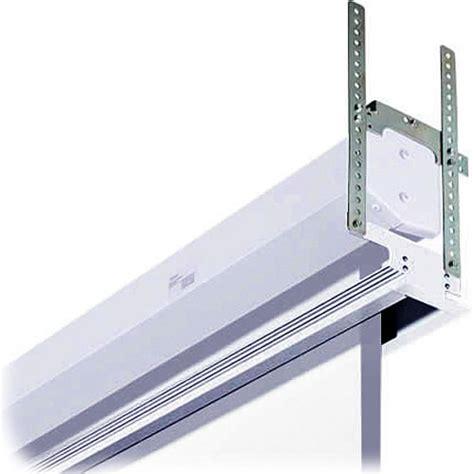 Motorized Screen Proyektor 213x213cm draper ceiling open trim kit 10 6 quot 14 6 quot 121207 b h