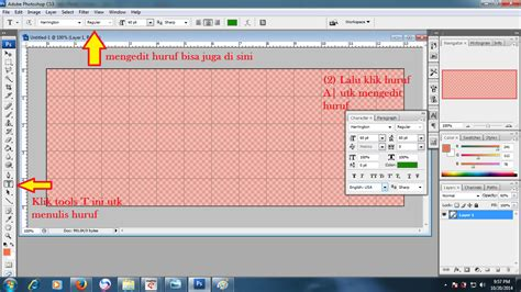cara membuat watermark di photoshop cs4 reengan cara membuat watermark foto dengan photoshop cs3