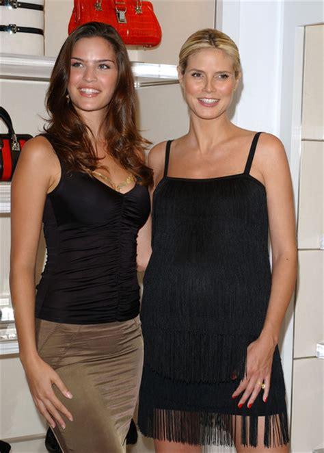Who Wore Michael Kors Better Heidi Klum Or Hudson by Heidi Klum Photos Photos Heidi Klum And Michael Kors