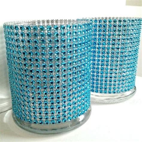 Turquoise Vases For Wedding by Cylinder Vase Cocktail Hour Bar Vases Lot Turquoise Teal