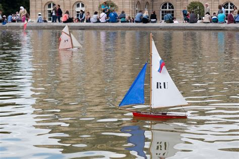 sailboats at luxembourg gardens sightseeing in paris submerged oaks