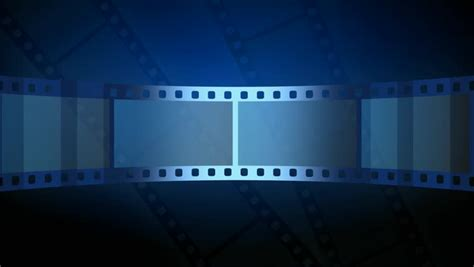 film blue gold summary blue film cells background stock footage video 3669452