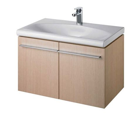 700mm bathroom vanity unit ideal standard daylight 700mm wall hung vanity unit