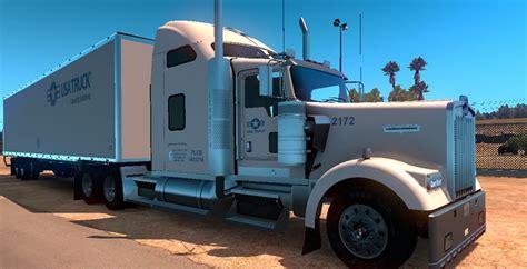 truck dc dc usa truck w900 for ats ats mod truck