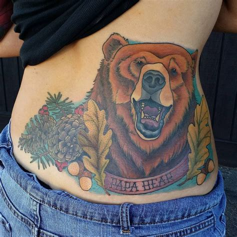 papa tattoo designs elaborate image creativefan
