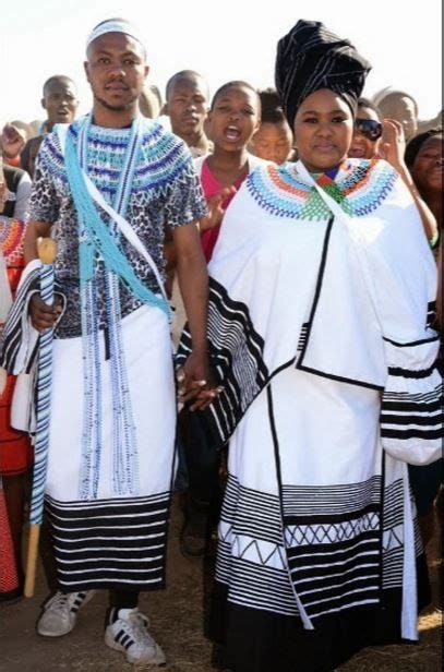 My people Xhosa tradition wear   Xhosa Traditional attire
