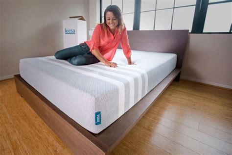memory foam sheets leesa mattress buying guide gentleman s gazette