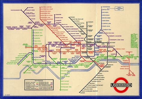 line map metropolitan line maps
