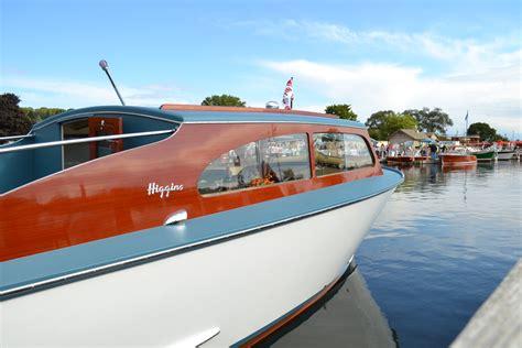 vintage pt boat higgins boats what makes them so unique classic boats