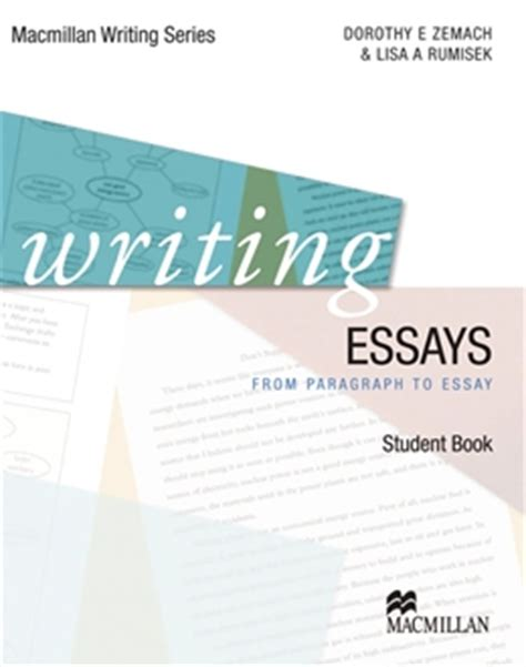 essays series books writing essays