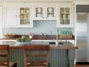 kitchen beadboard backsplash cottage beadboard beadboard backsplash cottage kitchen bhg