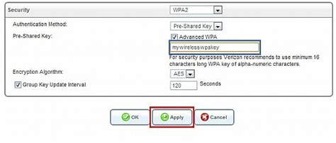 how to reset verizon sub account email password wpa2 wpa encryption key for d link 2750b gateway high