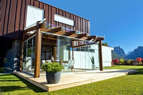 Winter garden, including patio Interior Design Ideas
