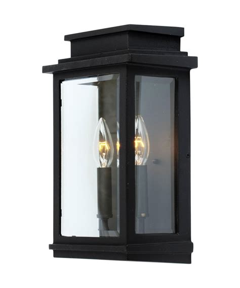 2 light wall light firstlight shelby ip65 led 2 light outdoor up down wall