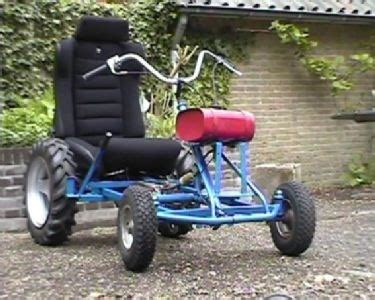 Motorrad Loch Im Auspuff by Umgebautes Motorrad Puch Maxi Monicat 1000ps De