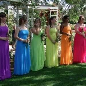 rainbow wedding rainbow themed wedding inspiration 2079799 weddbook