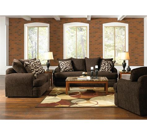 Santa Cruz Brown 14pc Living Room Group Badcock Furniture Furniture 14 Living Room Sale