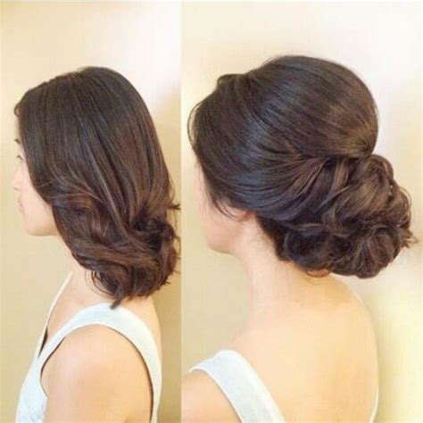 Do It Yourself Wedding Hairstyles For Shoulder Length Hair by Shoulder Length Up Do Updos And Formal Styles