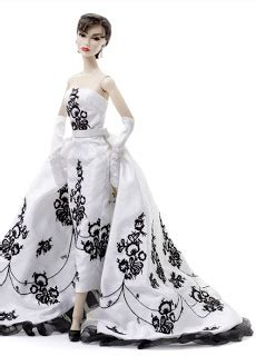 Nzy Dress Sabrina Ayumi The Fashion Doll Review May 2012