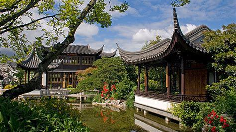 chinese gardens portland oregon
