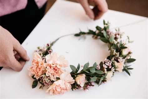 12 Floral Inspired Things To Own by Coachella Inspired Diy Flower Crowns