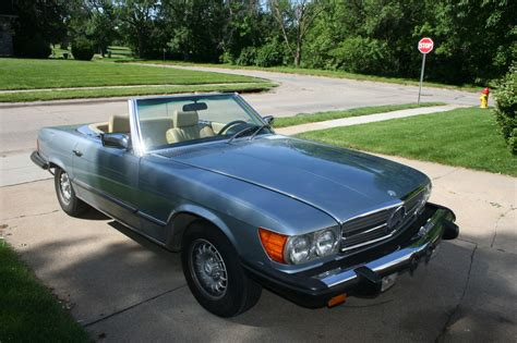 convertible mercedes 1980 mercedes 450sl convertible for sale