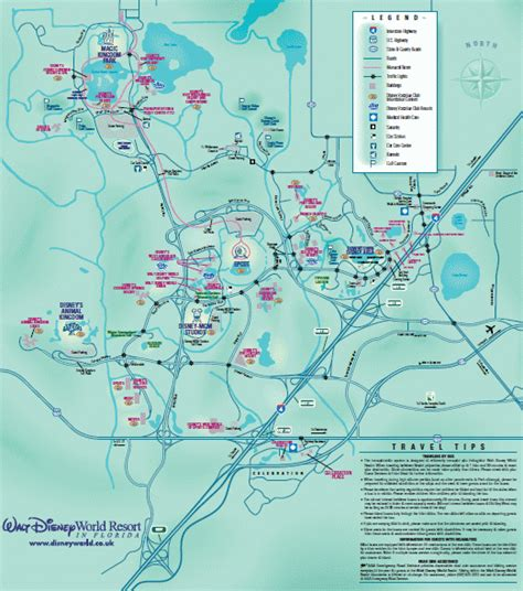 disney world orlando map with hotels walt disney world map free disney resort area map