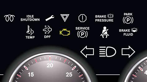 peterbilt dash indicator lights kenworth dash warning lights iron blog