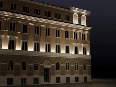 demaio illuminazione illuminazione facciate edifici illuminazione interni