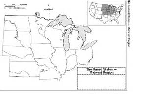 midwest us states map quiz hill suzanne social studies