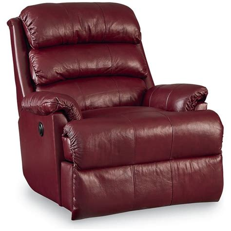 lane leather recliners lane furniture revive leather rocker recliner with power