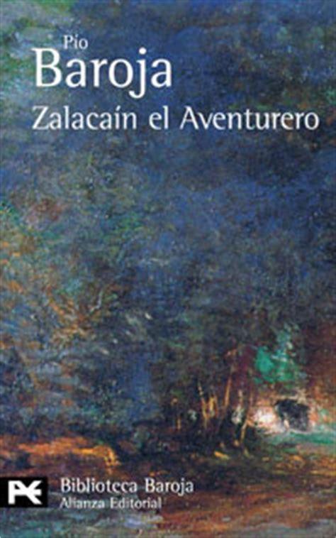 libro zalacain el aventurero libros juveniles zalaca 237 n el aventurero p 237 o baroja