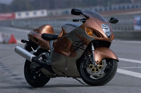 Suzuki Hayabusa Top Speed Eyewitness 1999 The Birth Of The Busa Mcn