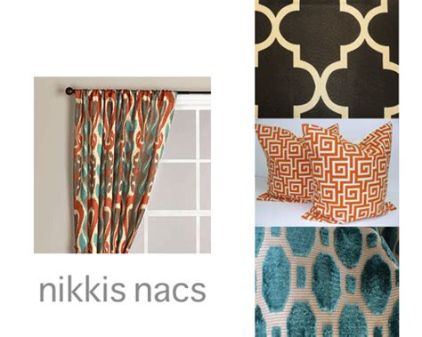 diva ikat curtain nikkis nacs got 200 let s add some pattern and color