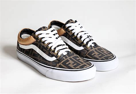 Harga Vans X Gorilla Biscuit custom vans skate shoes style guru fashion glitz