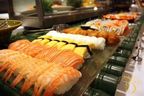 chiso zanmai japanese buffet restaurant the central