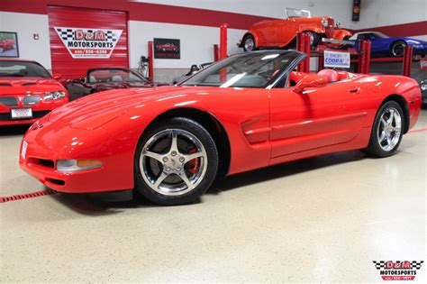 2000 Chevrolet Corvette Convertible by 2000 Chevrolet Corvette Convertible Stock M6068 For Sale