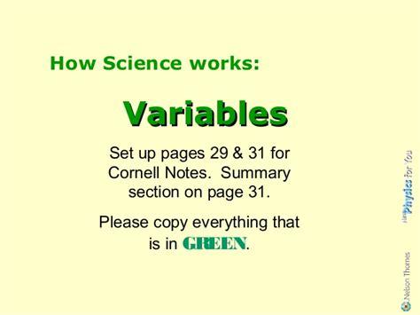 edmodo science how scienceworks variables edmodo version