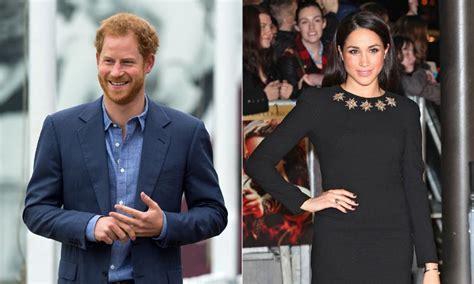 conoce al principe azul de el pr 237 ncipe harry ya conoce al padre de su novia meghan markle